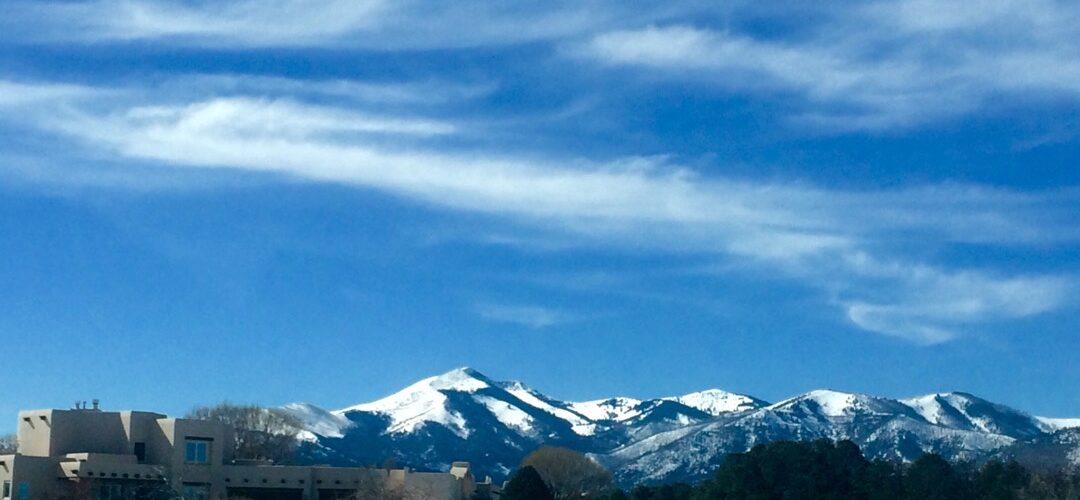 Sierra Blanca - winter